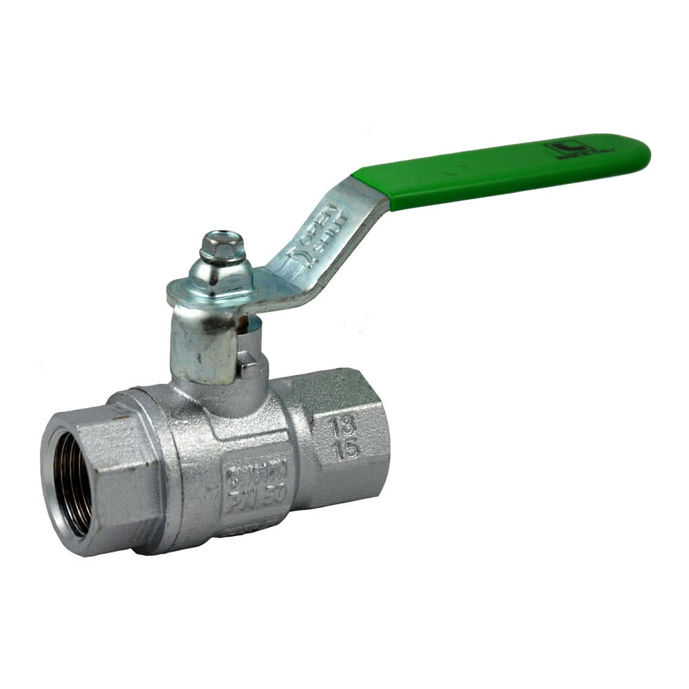 Drinking water ball valves, DVGW / DIN13828 approval