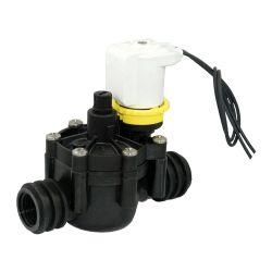 Plastic solenoid valves- fluid24.eu
