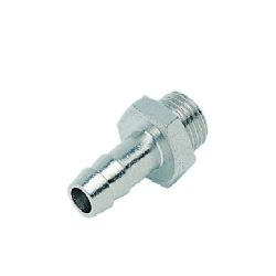 Hose nozzles nickel-plated brass- fluid24.eu