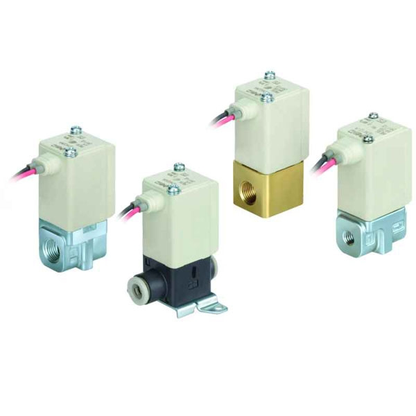 Pneumatic valves- fluid24.eu